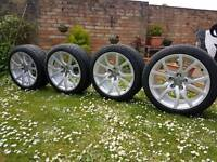 Audi wheels tyres 18