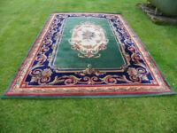 Woollen Indian rug
