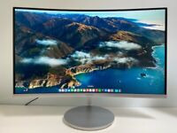 Samsung Curved 27″ 1080p Monitor