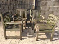 Children's Garden Chairs
