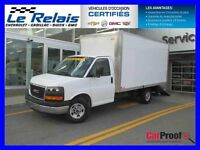 2015 GMC Savana Cutaway A/C BOITE 14 P DIFFERENTIEL BA