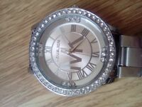 Platinum Diamond watch