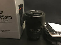 Canon EF 24-105mm f/4L IS II USM Lens - *MINT* Used once
