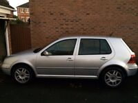 VW Golf Spares or Repairs £300 ONO