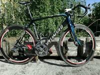 Specialized tarmac Pro road bike bicycle