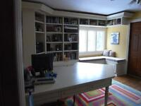 Trim and custom woodworking by James R. Jones