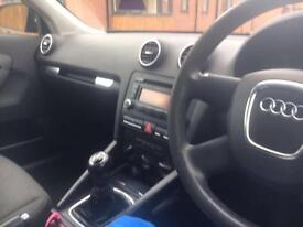 Audi A3 1.9 tdi 2008 sports back special edition in MINT CONDITION