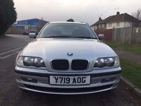 BMW 3 Series 1.9 316i SE 4dr£995 p/x welcome 2001 (Y reg), Saloon