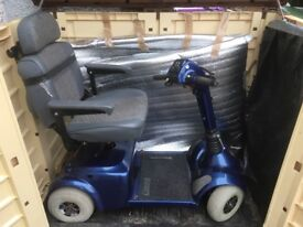 Mobility Scooter excellent condition spare wheel and Basket included