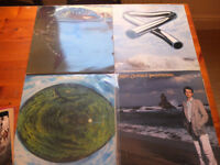 Collection of Mike Oldfield LP's & 45's