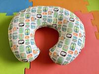 Boppy Feeding Pillow Cushion And removable Cover