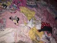 Beautiful Disney baby girl bundle age 6-12months