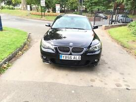 BMW535M sport 2007 on a 56 plate in great condition inside out PX welcome