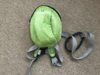 LittleLife Turtle Daysack/Backpack & Reins