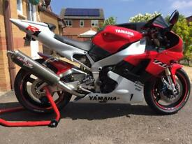 Yamaha R1 4xv Swap PX for car
