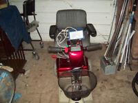 whell chair