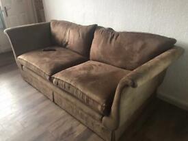 Sofa chair footstool