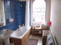 A bright and spacious one bedroom conversion flat to rent on Pelham Road