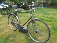 Gazelle Classic bike- very tall 3 speed