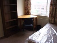 two double bedroom flat for students near sheffield university £58pw