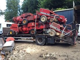 BALERS FOR SALE ALL TYPES OF CONVENTIONAL BALERS