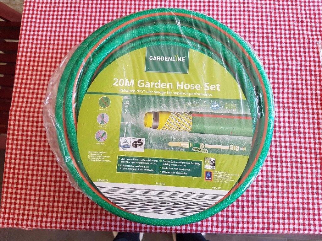 20 metres newish Quality Hose