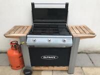 Outback Spectrum 3 Burner Gas BBQ