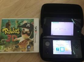 Nintendo 3ds with one game