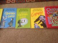 5 childrens books