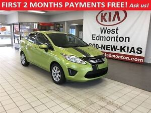 2012 Ford Fiesta SE SDN 1.6L Auto, FIRST 2 MONTHS PAYMENTS FREE!