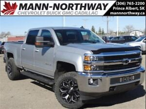 2016 Chevrolet SILVERADO 2500HD LT | 6.0L, Leather, Tow Package,