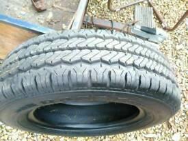 Hankook 195/75/16c rao8 transit tyre brand new