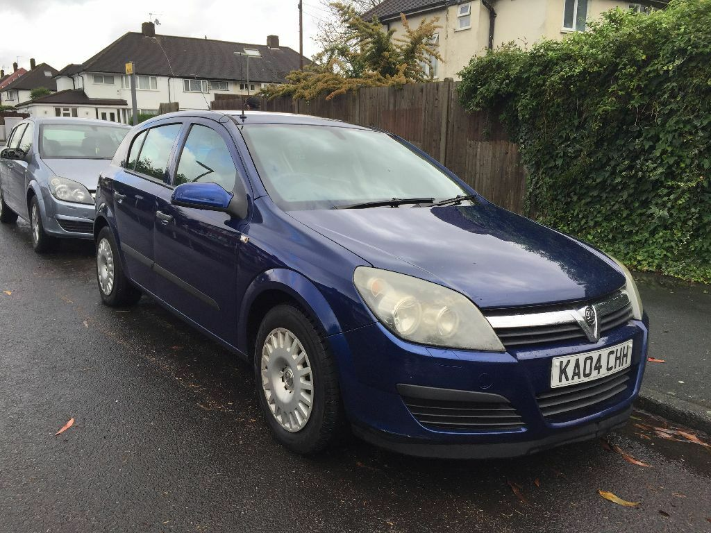 new shape vauxhall astra h 1 7 cdti diesel manual 5 door hatchback blue breaking spares or. Black Bedroom Furniture Sets. Home Design Ideas