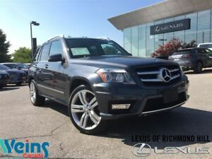 2012 Mercedes-Benz GLK-Class LEATHER/ROOF/NAV