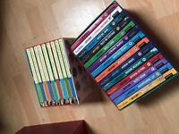 Enid Blyton boxsets