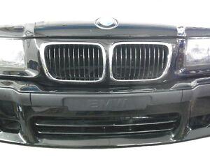 BMW E36 Zierleiste M-Technic Stoßstange ohne Nummerschildträger