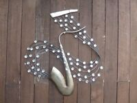 Saxophone Wall Art Delivery Available £5