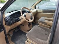 Chrysler Voyager Left Hand Drive Petrol Automatic
