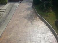 driveway and patio repairs