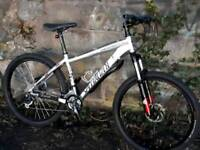 SPECIALIZED ROCKHOPPER PRO DISC WITH HOPE WHEELS/AVID HYDRAULIC DISC BRAKES, SIZE M