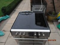 Stoves Electric Cooker 60 cm wide double oven.
