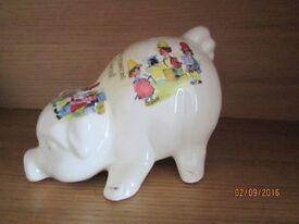 Diddy Men China Pig Money Box