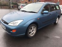 Ford focus estate mot January px welcome