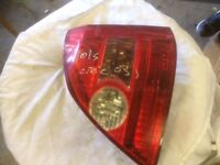 Honda Civic Kush 1.6 5RD 2003 O/S Right Driver Side Rear Light