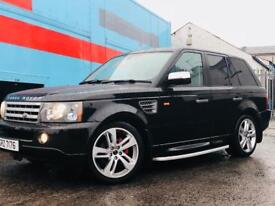 2008 Rangerover sport 2.7 HSE ### not bmw Audi Volvo ford .