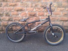 VOODOO MALICE 25x9 BMX Stunt Skate Park Bike
