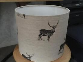 Stag lightshade
