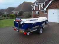Boat Pike 370