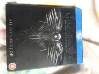 Game of Thrones S4 blu-ray