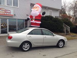 2005 Toyota Camry LE PWR ROOF LOADED CLEAN
